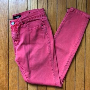 Super soft coral pants